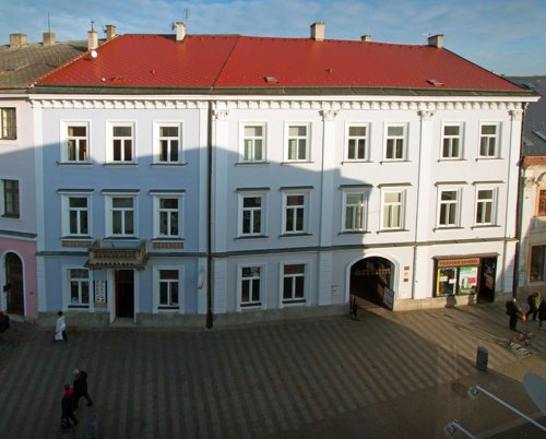 Rekonstrukce historické fasády ATRIUM