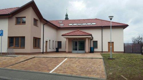 Novostavba domu pro seniory